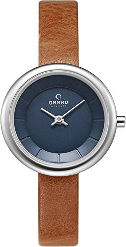 OBAKU watch STILL SYRUP 2 needle V146LXCLRZ Ladies