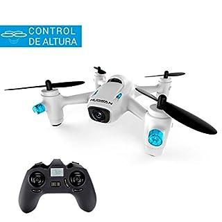 Mini Drone Hubsan X4 Plus (Cámara HD)   Para Aprender   Control de Altura