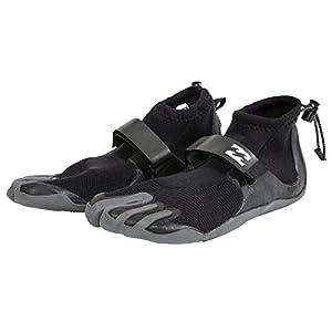 Billabong Foil 2MM Reef Surf Boot, Black, 9