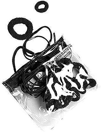 School Bobbles Boo Elephants Zoo Hairband Ponytail Hair Elastic Band