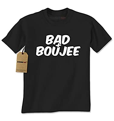 Expression Tees Bad And Boujee Mens T-shirt