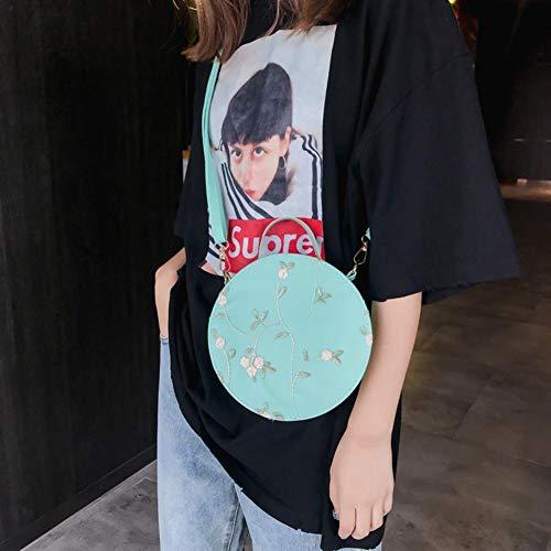 mujer Bolso Verde Widewing poliuretano de para hombro al Ywx18q