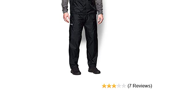SMALL UNDER ARMOUR Men/'s UA Storm Surge Pants NWT Waterproof /& Breathable SIZE