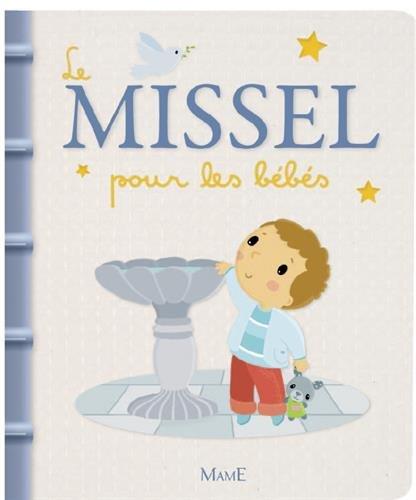 Le missel pour les bébés por Elen Lescoat
