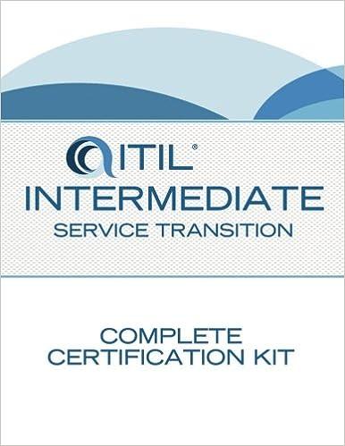 Book itil operation intermediate service