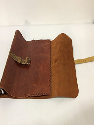 1-1/2'' Ring Binder Case, Documents Folder Handmade Leather Diary, Journal Covers, Notebook
