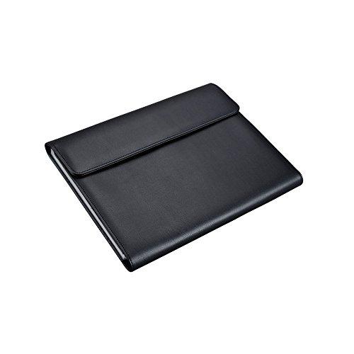 Alassio Konferenzmappe mit Fächtertaschen, A4/31511 33x27x4,5cm schwarz