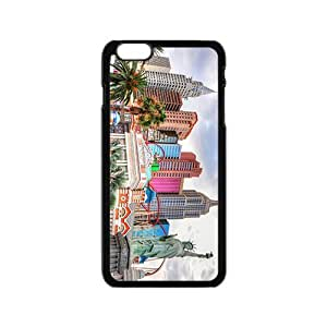 Las Vegas Cityscape Hight Quality Case for Iphone 6