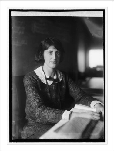 Historic Print (L): Miss Marie M. Esch, [12/7/22]