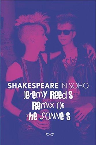 Shakespeare in Soho - Eyewear Soho