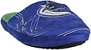 Forever Collectibles NHL Mens Raised 3-D Team Logo Slippers Shoe - Pick Team
