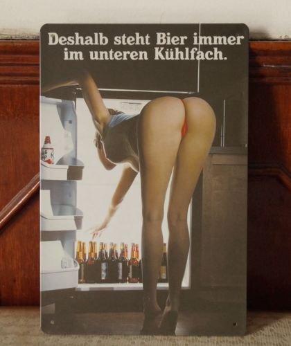 (Collectibles Sexy Pin-Up Girl Poster Vintage Metal Tin Signs Home Bar Decor)