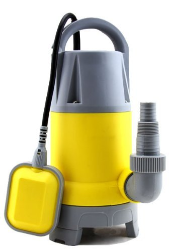 XtremepowerUS Clean/ Dirty Water Submersible Pump 1/2HP by XtremepowerUS