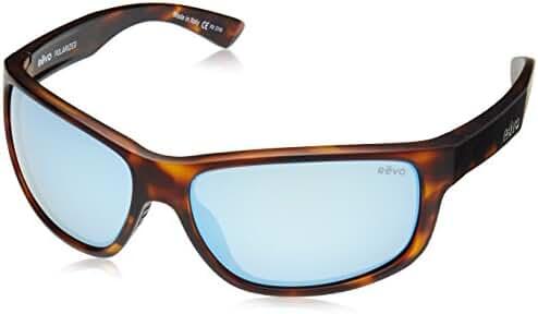 Revo Baseliner Sport Wrap Around Polarized Sunglasses, RE1006