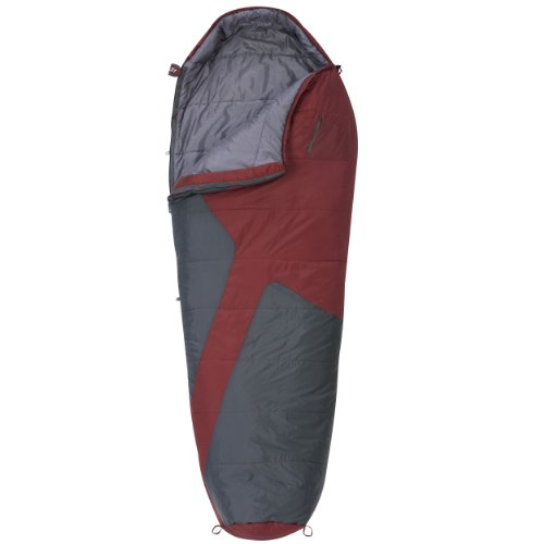 Kelty Mistral- 20 Degree Right Hand Sleeping Bag (Long), Outdoor Stuffs