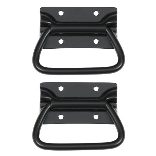 Reliable Hardware Company RH-0540BK-2-A Set of 2 Chest Handle, ()