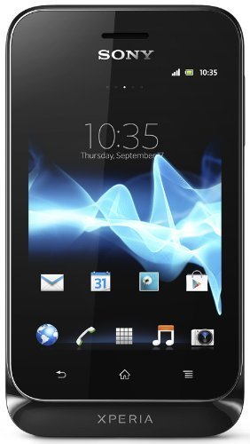 Sony Xperia Tipo ST21A Unlocked Android Phone--U.S. Warranty (Black) by LoliPops