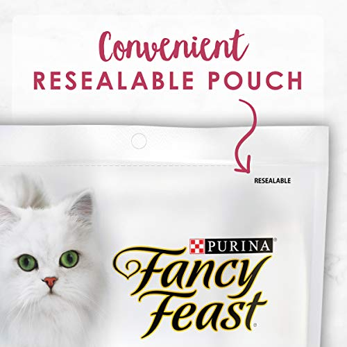 Purina Fancy Feast Adult Dry Cat Food 10