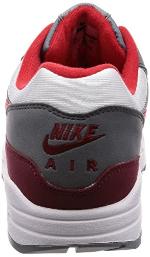 Max 100 Air Uomo white Multicolore university Running Nike 1 Scarpe Red P4nwSqvvT
