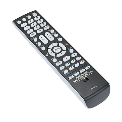 New CT-90302 Replace Remote Control CT90302 fit for Toshiba TV 22AV500 22AV500U 37CV510U 40G300U3 32RV530U 40
