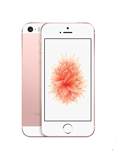 Apple iPhone SE 16GB, Rose Gold - Carrier Locked - Retail Packaging (Sprint Prepaid)