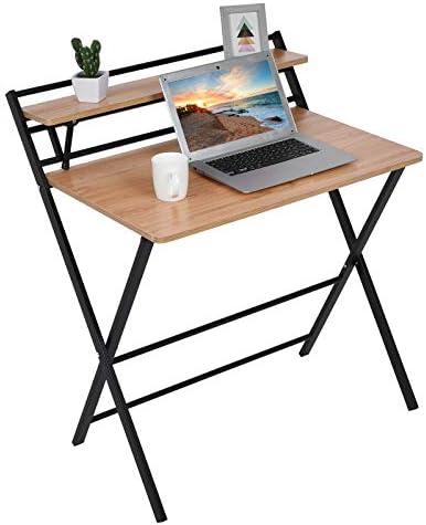 Foldable Desk Home Office Desk
