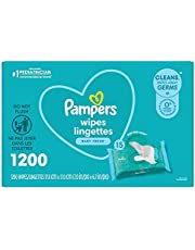Baby Wipes, Pampers Complete Clean SCENTED