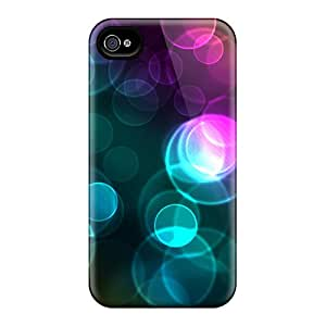 New Lights Tpu Case Cover, Anti-scratch HenryAnaton Phone Case For Iphone 4/4s