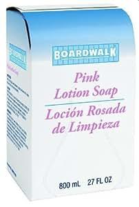 Boardwalk BWK 8100 800 Ml Pink Lotion Soap Refills
