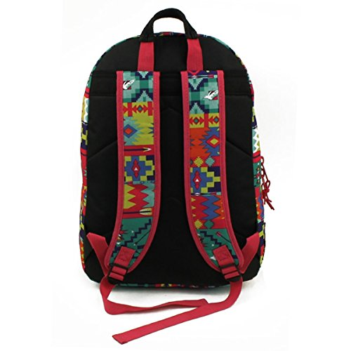 17'' Wholesale Padded Fashion Backpack - Case of 24 by Arctic Star (Image #5)