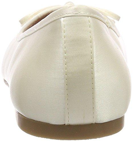 Bianco Tamaris Ballerine Donna 22142 Champagne 179 wr8Sx4t8qf