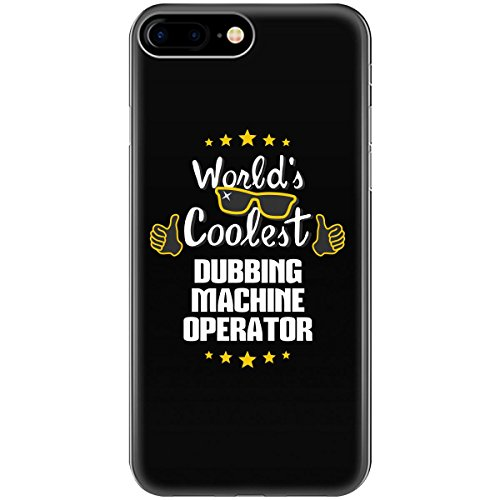 World's Coolest Dubbing Machine Operator - Phone Case Fits iPhone 6 6s 7 - Dubbing Machine