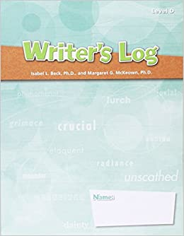 Elements of Reading: Writer's Log Book Grade 4