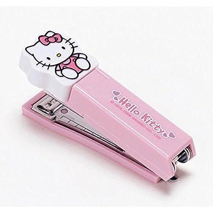 f05c12257832 Amazon.com   Hello Kitty Office School Stapler   Pink Kitty   Office ...