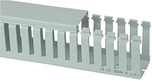 Halogen Free CBL TRUNKING 50X37.5MM External Height 50mm External Width 37.5mm Raceway/Duct Colour ()