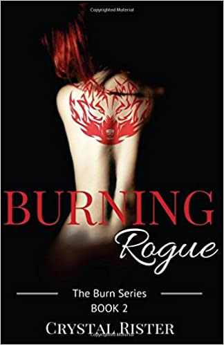 Book Burning Rogue ((The Burn Series: Book 1))