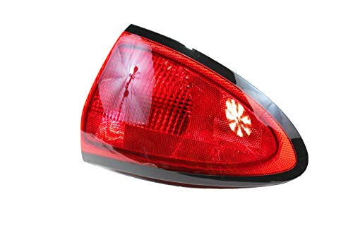 For 2003 2004 2005 Pontiac Sunfire Sedan Rear Tail Light Taillamp Assembly Passenger Right Side Replacement - Sunfire Tail Pontiac