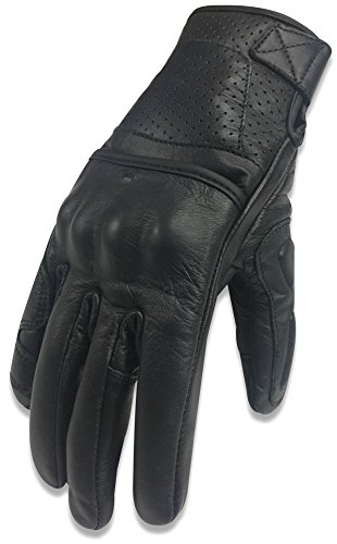 Leather Gloves For Motorcycle Riding - 3
