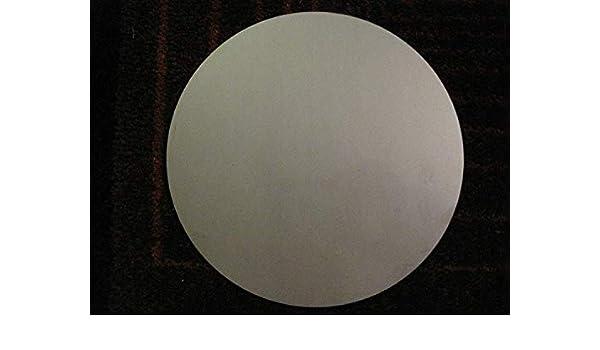"""2/"""" Dia Aluminum Round Disc Circle 5052 .125 1//8/"""" Thick"""