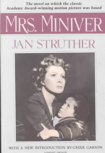 [ Mrs. Miniver - Greenlight [ MRS. MINIVER - GREENLIGHT BY Struther, Jan ( Author ) Mar-19-1990[ MRS. MINIVER - GREENLIGHT [ MRS. MINIVER - GREENLIGHT BY STRUTHER, JAN ( AUTHOR ) MAR-19-1990 ] By Struther, Jan ( Author )Mar-19-1990 Paperback