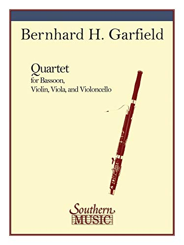 - Garfield: Quartet (for String Trio with Bassoon)