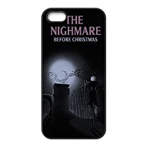 iPhone 5 5s Cell Phone Case Black NIGHTMARE GY9209350