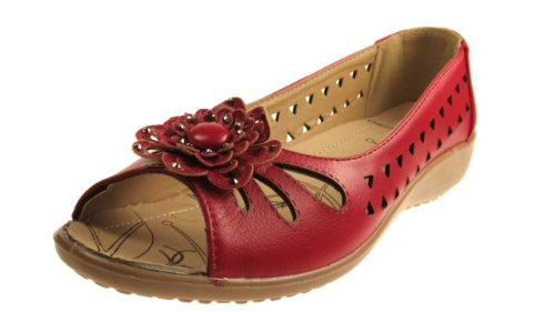 Dr Lightfoot  Damen Mary Jane Halbschuhe