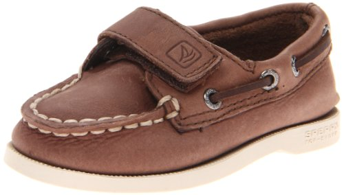 Toddler Top Sperry (Sperry A/O H&L Boat Shoe (Toddler/Little Kid),Brown,10 M US Toddler)