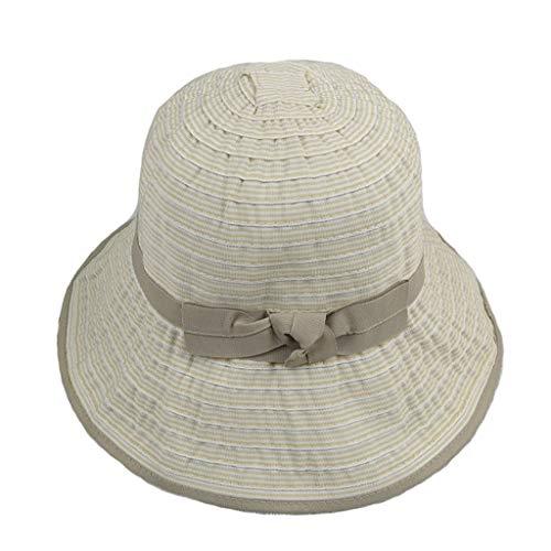 (LLSDLS Travel Sun Hat Foldable Cloth Hat Sun Hat Breathable Lightweight Foldable (Color : Twilight))
