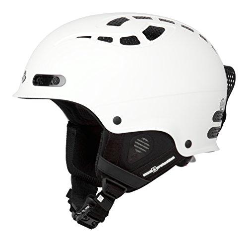 Sweet protection igniter casque pour adulte Blanc - Blanc brillant