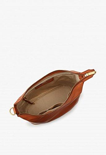 BREE, Borsa a spalla donna marrone Whisky 34 cm x 32 cm x 14 cm (B x H x T) Whisky