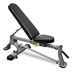 Jll Heavy Duty Commercial Weight Compact Folding Bench Folding Adjustable With 5 Incline