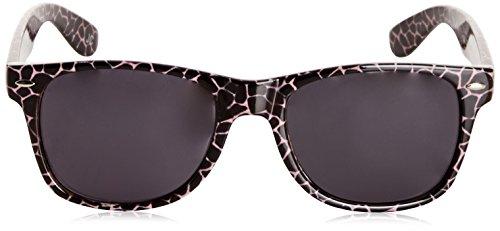 Wayfarer Black Noir Femme Pink Lunettes Sunoptic fwYaFq5F