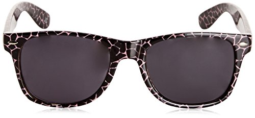 Pink Black Femme Wayfarer Noir Sunoptic Lunettes zCxwvnpqR1
